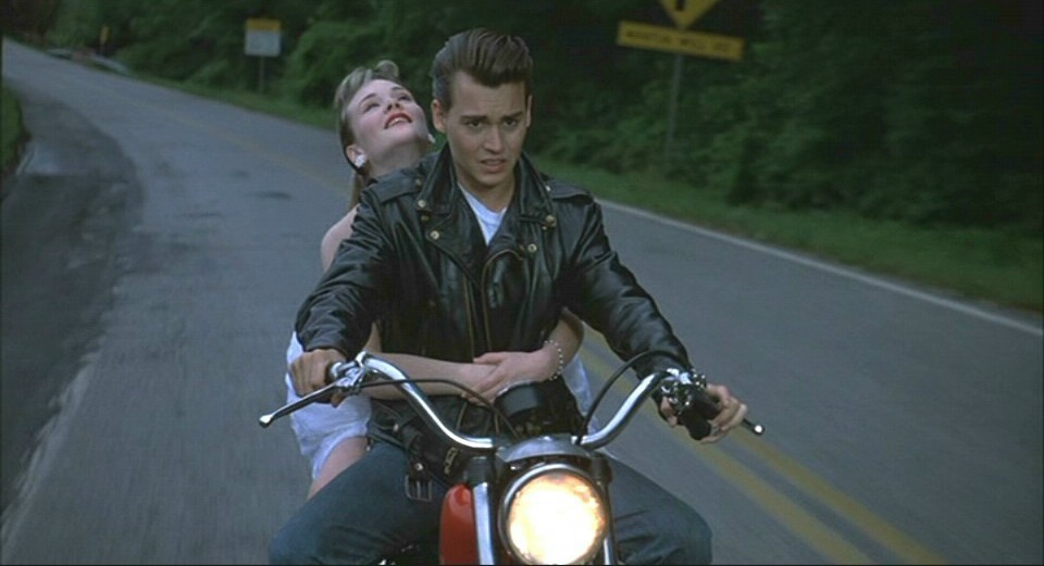 Photo extraite du film CRY BABY. Source : www.fanpop.com